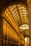 Ταξίδι στην Ιταλία: Μιλάνο, Lombardia Στοκ Εικόνες