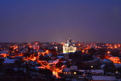 Ταξίδι στην Ουκρανία Στοκ φωτογραφία με δικαίωμα ελεύθερης χρήσης