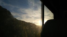 Ταξίδι στους λόφους Στοκ Εικόνα