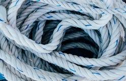 ταξίδι Σχοινί για την πρόσδεση ενός σκάφους στοκ εικόνα με δικαίωμα ελεύθερης χρήσης