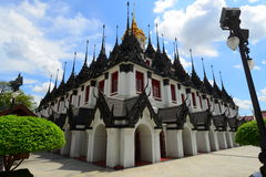 Ταξίδι τέχνης ναών της Ταϊλάνδης wat Στοκ εικόνες με δικαίωμα ελεύθερης χρήσης