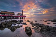Ταξίδι της Ταϊλάνδης Στοκ Εικόνα