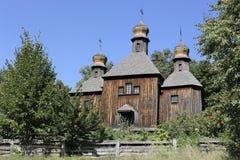 Ταξίδι Pirogovo Kyiv μουσείων της Ουκρανίας Στοκ φωτογραφία με δικαίωμα ελεύθερης χρήσης