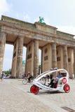 Ταξί ποδηλάτων του Βερολίνου Στοκ φωτογραφίες με δικαίωμα ελεύθερης χρήσης