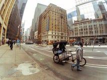 Ταξί ποδηλάτων Στοκ φωτογραφία με δικαίωμα ελεύθερης χρήσης