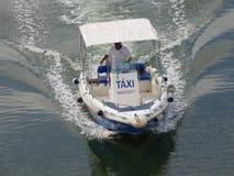 Ταξί ύδατος στοκ εικόνες