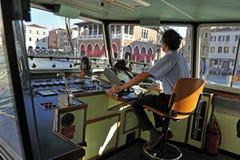 Ταξί ύδατος Στοκ φωτογραφία με δικαίωμα ελεύθερης χρήσης