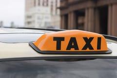 ταξί Στοκ φωτογραφίες με δικαίωμα ελεύθερης χρήσης