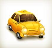 Ταξί  διανυσματική απεικόνιση