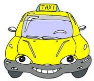 ταξί Στοκ φωτογραφία με δικαίωμα ελεύθερης χρήσης