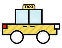 ταξί απεικόνιση αποθεμάτων