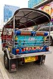 Ταξί Tuktuk της Μπανγκόκ στοκ φωτογραφία