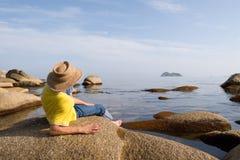 ταξιδιώτης Στοκ εικόνες με δικαίωμα ελεύθερης χρήσης