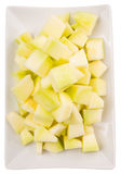 Ταξινομημένα δάγκωμα φρούτα Β δροσιάς μελιού Στοκ εικόνα με δικαίωμα ελεύθερης χρήσης