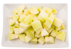Ταξινομημένα δάγκωμα φρούτα IV δροσιάς μελιού Στοκ Εικόνες