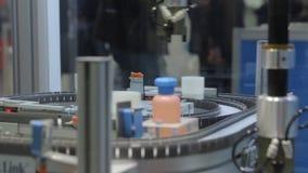 Ταξινομώντας διαδικασία εργοστασίων απόθεμα βίντεο