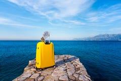 Ταξιδεψτε την παγκόσμια έννοια Στοκ φωτογραφία με δικαίωμα ελεύθερης χρήσης
