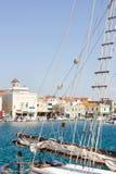 Ταξιδεύοντας Κροατία Στοκ εικόνα με δικαίωμα ελεύθερης χρήσης