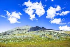 Ταπετσαρία από τα βουνά Στοκ φωτογραφία με δικαίωμα ελεύθερης χρήσης