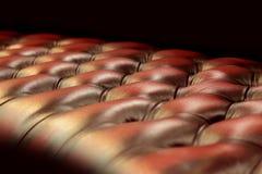 Ταπετσαρία δέρματος των επίπλων Στοκ Φωτογραφία