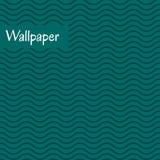 Ταπετσαρία με τα κύματα Στοκ Φωτογραφία