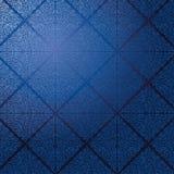 Ταπετσαρία με τα μπλε κεραμίδια Στοκ Εικόνες