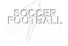 ταπετσαρία ποδοσφαίρου ποδοσφαίρου Στοκ Εικόνες