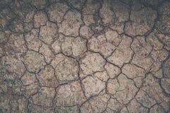 Ταπετσαρία, ραγισμένο χώμα Στοκ Φωτογραφία