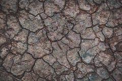 Ταπετσαρία, ραγισμένο χώμα Στοκ φωτογραφία με δικαίωμα ελεύθερης χρήσης