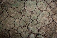 Ταπετσαρία, ραγισμένο χώμα Στοκ Φωτογραφίες