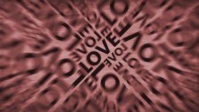 Ταπετσαρία σχεδίων υποβάθρου αγάπης Στοκ φωτογραφίες με δικαίωμα ελεύθερης χρήσης