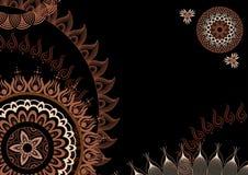 ταπετσαρία της Περσίας αν Στοκ φωτογραφία με δικαίωμα ελεύθερης χρήσης