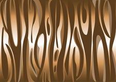 ταπετσαρία τιγρών δερμάτων Στοκ φωτογραφία με δικαίωμα ελεύθερης χρήσης