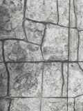 Ταπετσαρία τσιμέντου Στοκ εικόνα με δικαίωμα ελεύθερης χρήσης