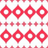 Ταπετσαρία υποβάθρου καρδιών Στοκ Εικόνες
