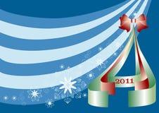 ταπετσαρία Χριστουγέννω&n Στοκ φωτογραφίες με δικαίωμα ελεύθερης χρήσης