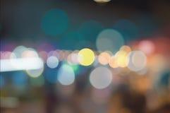 Ταπετσαρίες και υπόβαθρα σύστασης θαμπάδων ουράνιων τόξων bokeh Στοκ εικόνες με δικαίωμα ελεύθερης χρήσης