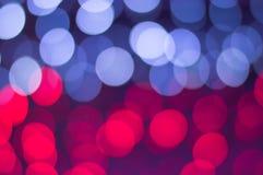 Ταπετσαρίες και υπόβαθρα σύστασης Blure bokeh Στοκ Εικόνα