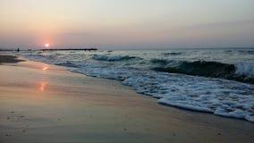 Ταπετσαρίες κηλίδων ηλίου tunisie Στοκ Εικόνες