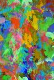 Ταραχή φθινοπώρου των χρωμάτων Απεικόνιση συντάκτη, κάθετη διανυσματική απεικόνιση