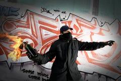 ταραχή Στοκ φωτογραφίες με δικαίωμα ελεύθερης χρήσης