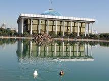 Τασκένδη Majlis & λίμνη 2007 Στοκ Εικόνες