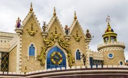 ΤΑΤΑΡΙΑ, ΡΩΣΙΑ - 12 ΙΟΥΛΊΟΥ 2015: Θέατρο μαριονετών sity Kazan, Ταταρία, Ρωσία Στοκ φωτογραφίες με δικαίωμα ελεύθερης χρήσης