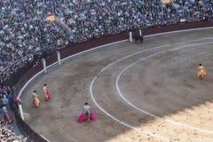 Ταυρομαχία Bullfigt στη Μαδρίτη Στοκ εικόνες με δικαίωμα ελεύθερης χρήσης