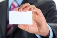 ταυτότητα καρτών Στοκ φωτογραφία με δικαίωμα ελεύθερης χρήσης