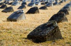 ταφόπετρα Στοκ Εικόνες