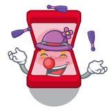 Ταχυδακτυλουργία του πεδίου γαμήλιων δαχτυλιδιών στην τσάντα χαρακτήρα ελεύθερη απεικόνιση δικαιώματος