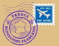 ταχυδρομείο αέρα Στοκ Εικόνες