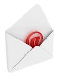 ταχυδρομείο ε Στοκ Εικόνα