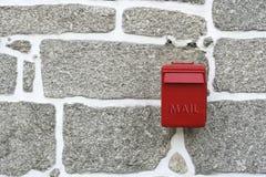 ταχυδρομείο κιβωτίων Στοκ εικόνα με δικαίωμα ελεύθερης χρήσης